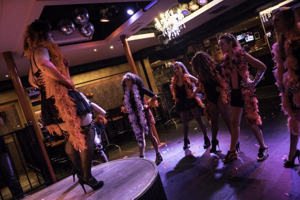 Burlesque Workshop in Hasselt